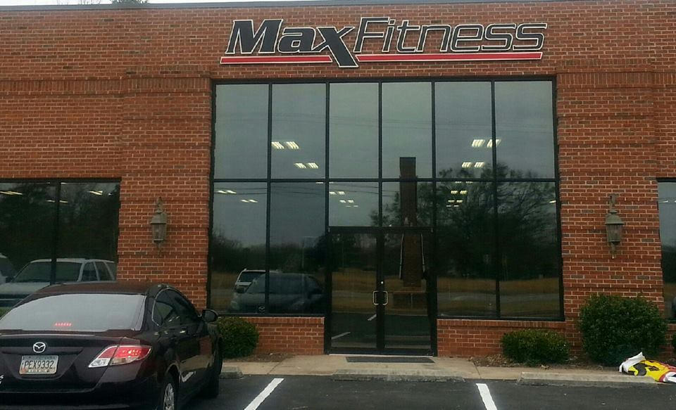 max fitness lake oconee